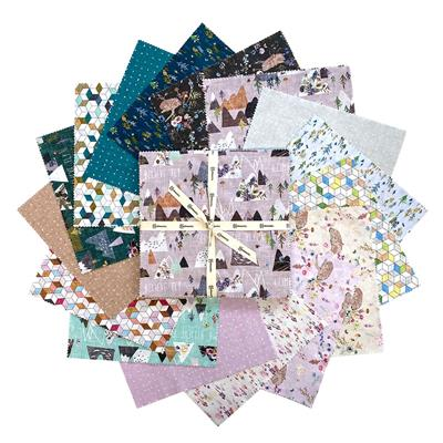 "Forest Glade 10"" Squares"